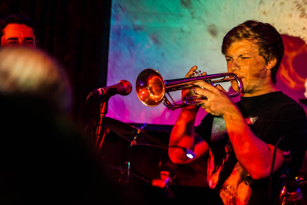 El Metate at Boom Boom Room - Shane Cox - Trumpet