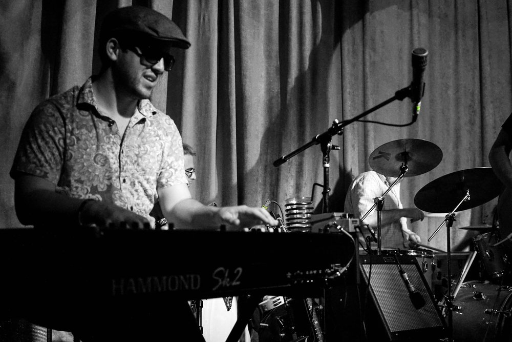 El Metate at Brick and Mortar - Rob Marsh - Keys