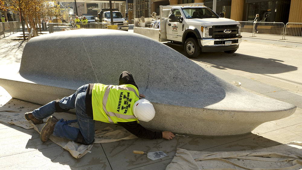 Stone Boats restored, return to Nicollet 2017
