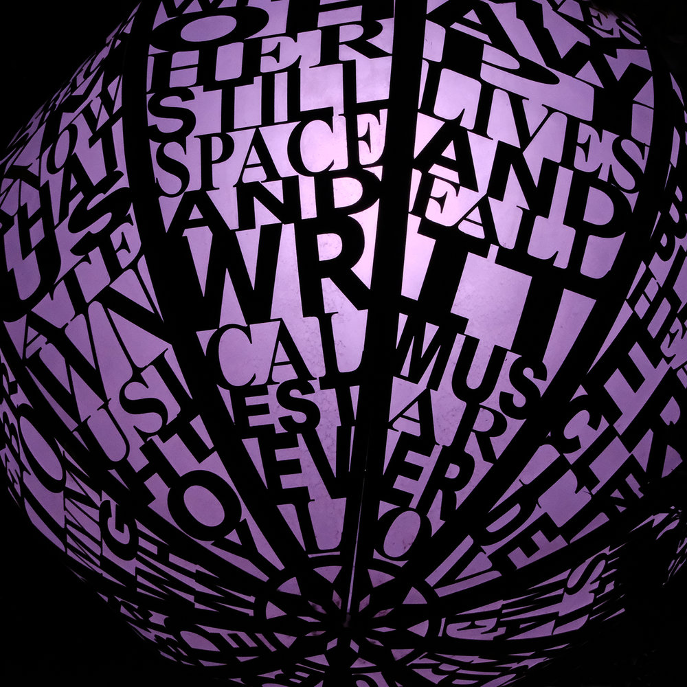 Nicollet Lanterns, Moniz poem