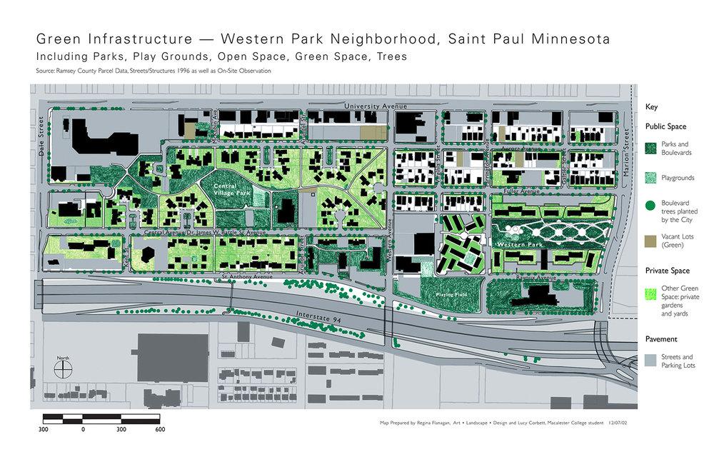 Western Park Neighborhood Green Infrastructure