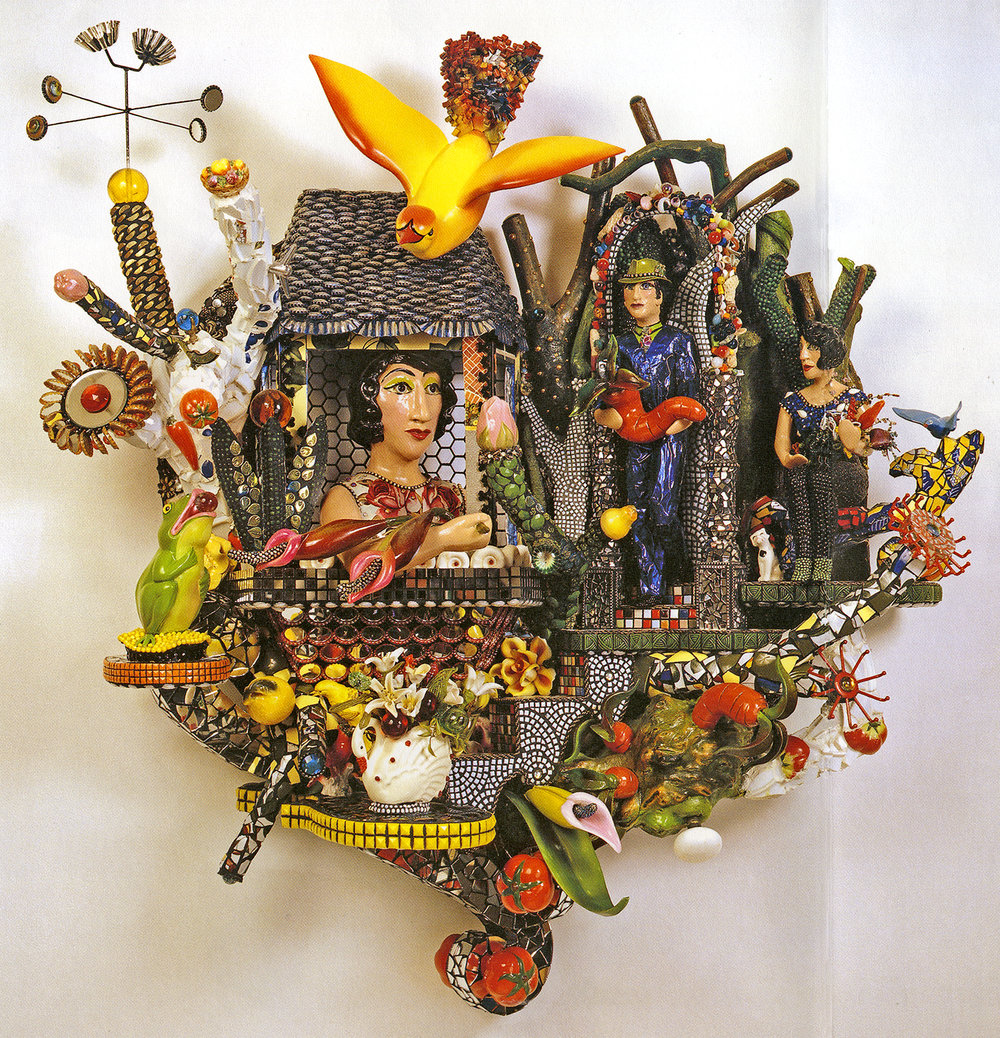 Yard Art,  1998. Judy Onofrio, 2005 McKnight Distinguished Artist, Minneapolis (monograph).