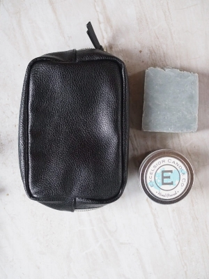 Men's Travel Pack, Essence One, $16.00 (excluding sales tax)