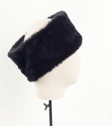 Ear Warmer.  KAREN MORRIS MILLINERY  - $95