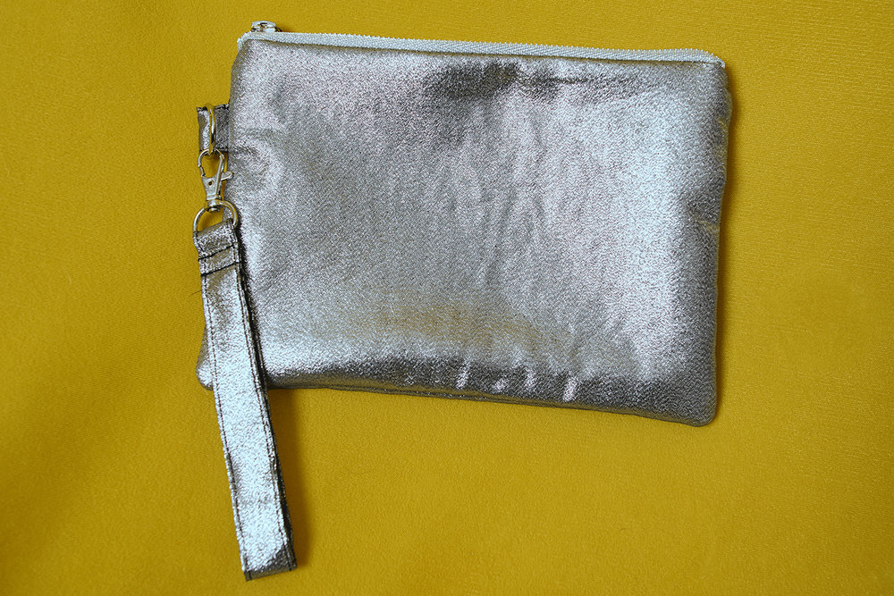 Silver Pouch: $25 -  WAY the Label