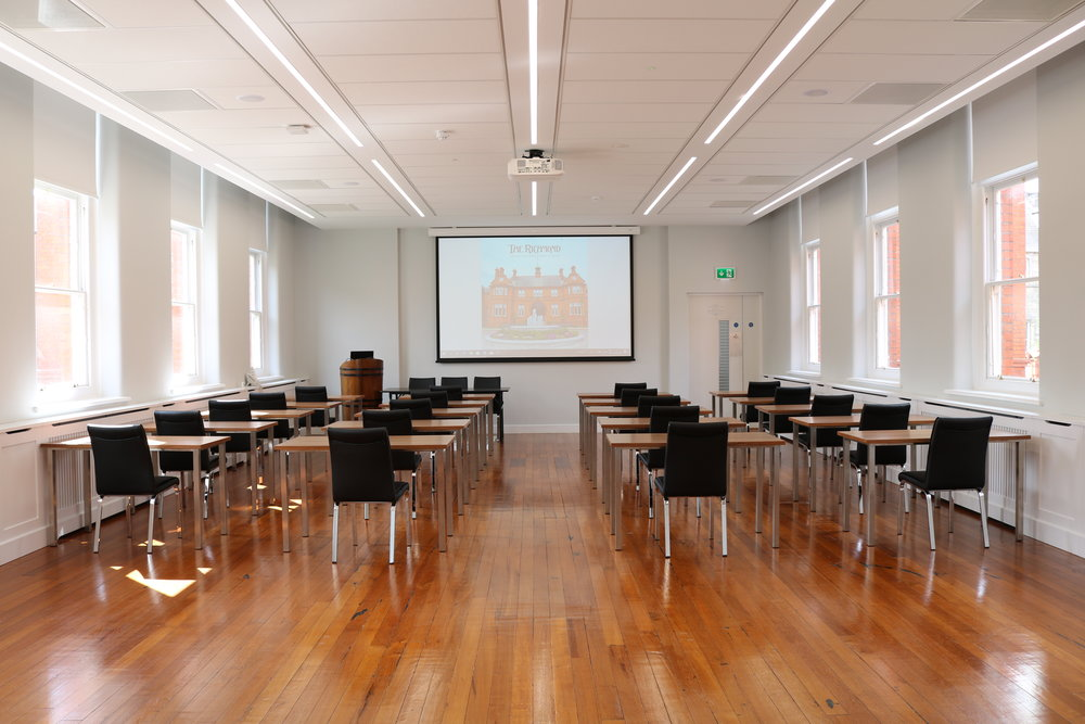 Lecture Room - Click the button below and our dedicated team will get back to you