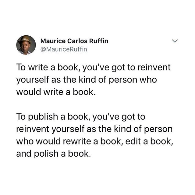 Write that book.