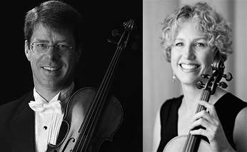 Robert and Sheila Hanford will be featured in this year's RAVE benefit concert at The Musical Offering.