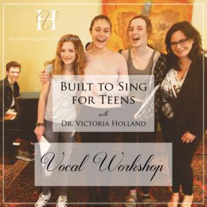 Vocal Workshop — Victoria Holland