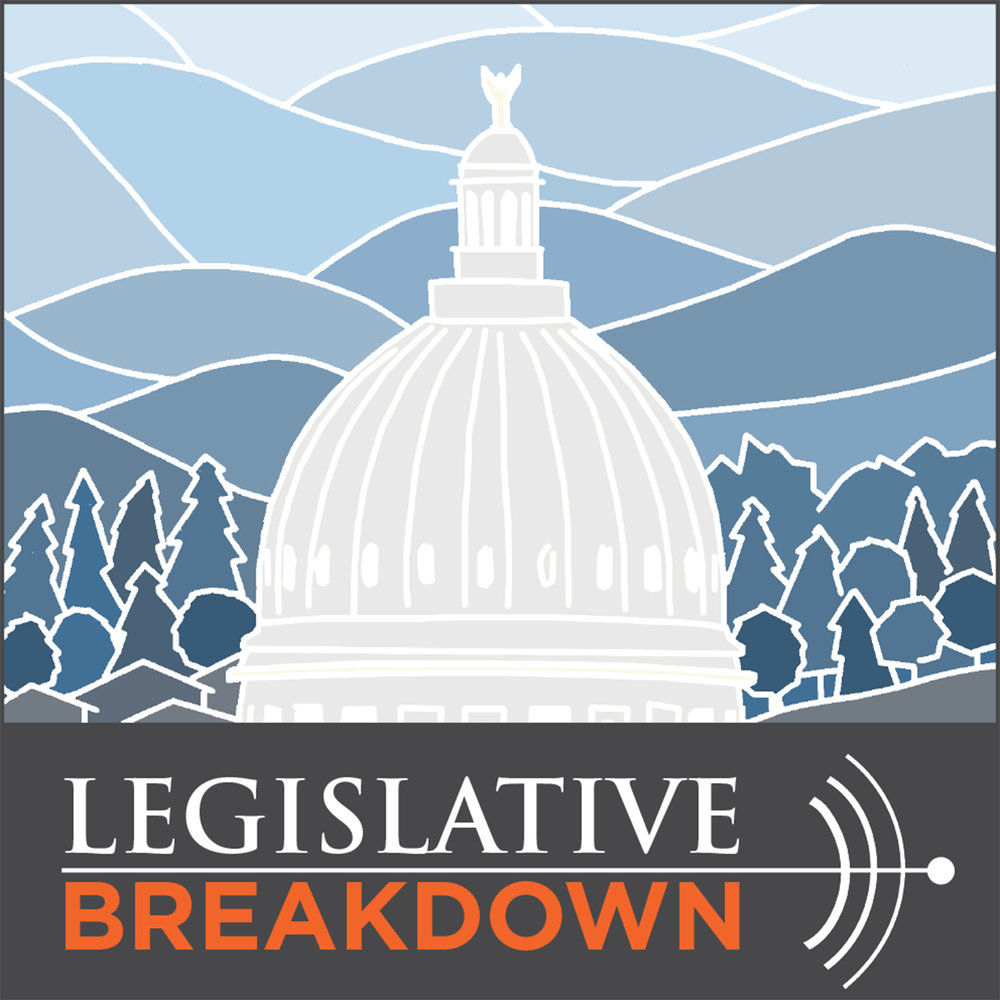 Legislative breakdown - In this seasonal, weekly podcast, we break down the Idaho Legislature so you don't have to. We dig into what's happening, drill down into the why and find out how it affects you.The Legislature makes the laws, controls the money and creates the rules that govern life in Idaho. Each Friday, we ask these questions: What just happened? How does it affect your life?
