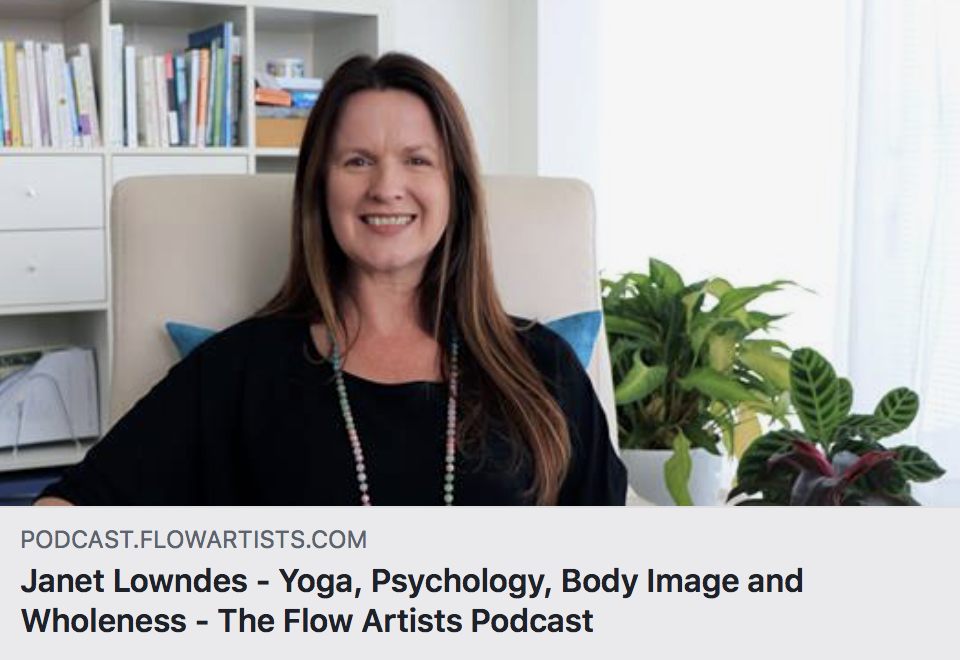 Flow Podcast Janet Lowndes