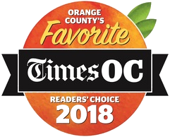 Voted Best Staycation Destination by Orange County Readers! -