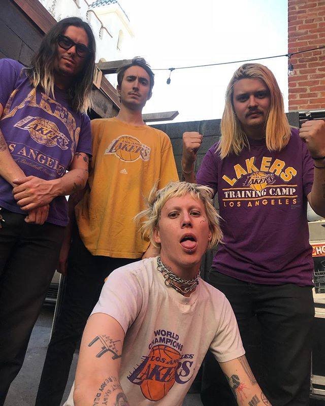 Tonight we do it for the purple and gold bitch! 🌼😈🍆💰