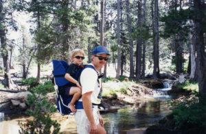 Walt & Jeff In Bear Valey