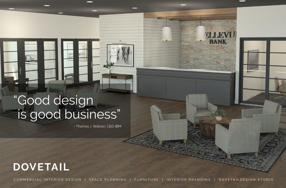 dovetail turnkey solutions interior design renovation interior branding