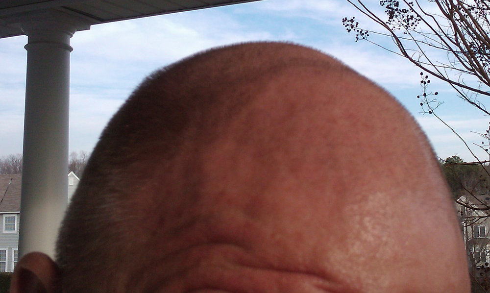 Chuck's Head
