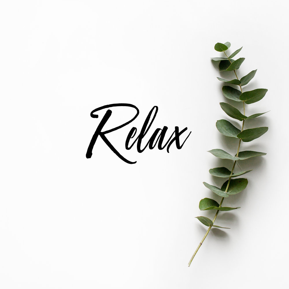 RELAX - 4 Sessions    Quiet the mind + body while returning to a more peaceful and centered state of being.  The Reiki tune-up.  Package of 4 Reiki Sessions, 60 mins each.  $140/session - save $30