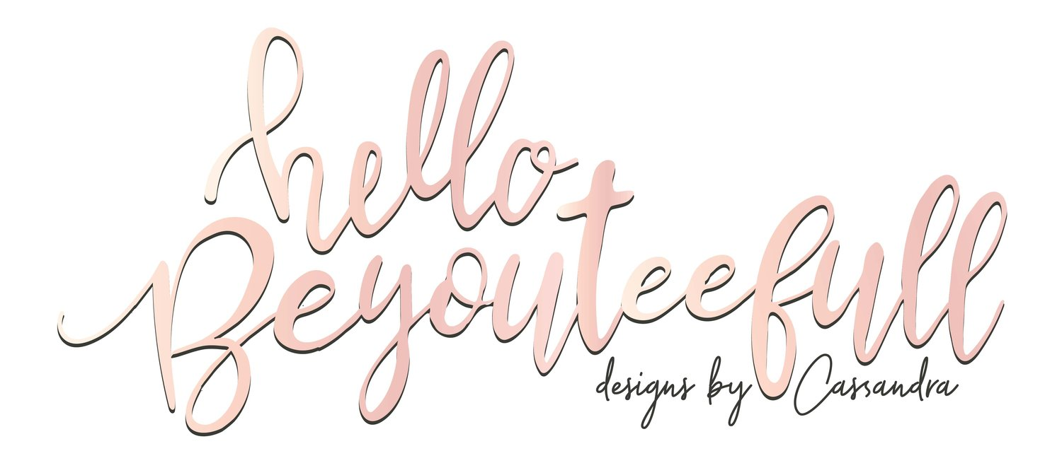 Hello Beyouteefull Design Studio