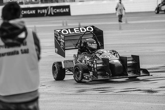 🏁6/7 of the #blackandwhitechallenge 🏁 • Special Thanks to our sponsors! @general-motors @zf_group @lincolnelectric @hinsonracing @dewittsradiator @thyssenkrupp @puretuning @kennametal @motorstatedistributing @hmsmotorsports @slicustom  @profox.racing • #formulasae #fsae #fsaeparts #formulastudent #racecar #racecars #engineering #engineer #studentbuilt #toledoohio #ohio #universityoftoledo  #ut #photography #blackandwhite #nikon #nikonphotography #photo #photooftheday #car #race #camber #suspension #aero #aerodynamics #competition #motorsports #motor #ktm
