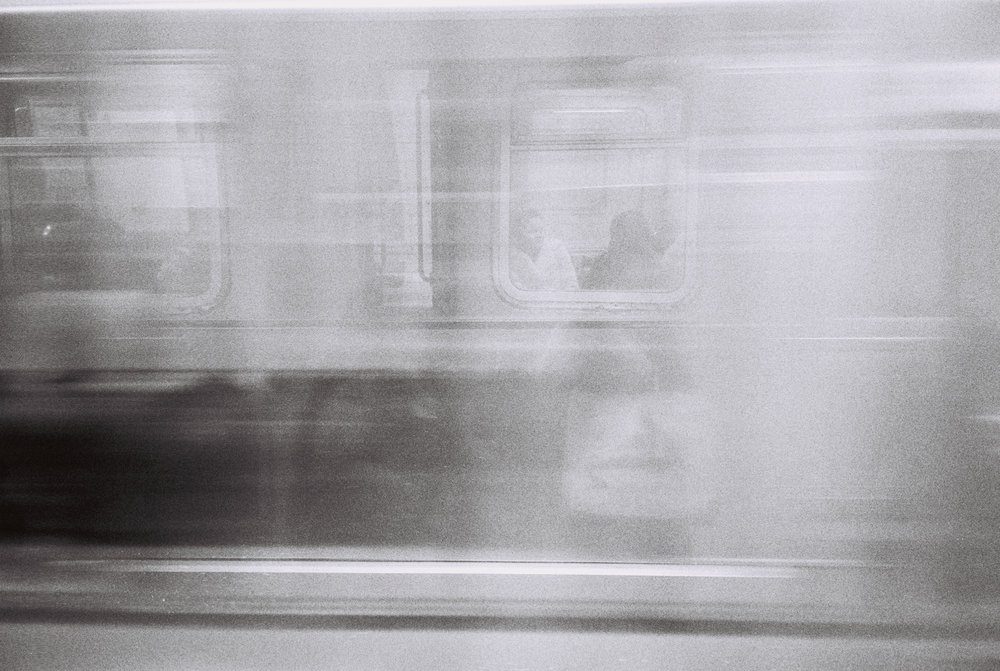 Subway moving