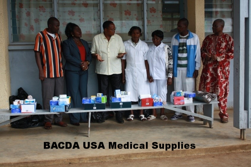 Donation of Medical Supplies (2011)