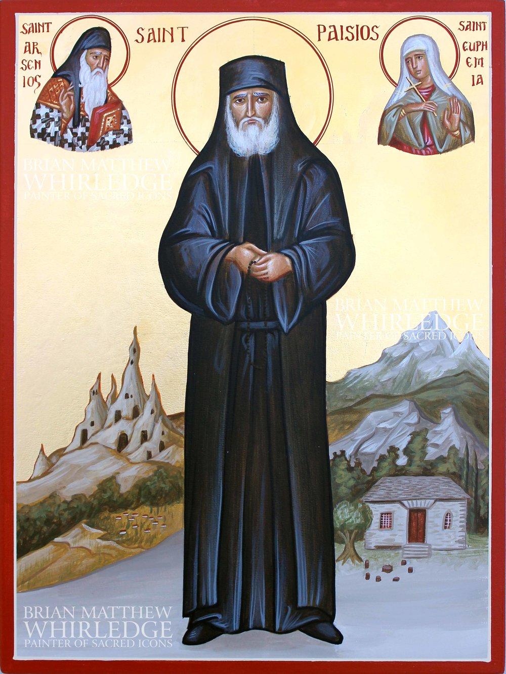 Saint Paisios