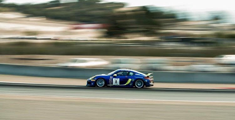 Porsche Club Racing - GMG Team Coach
