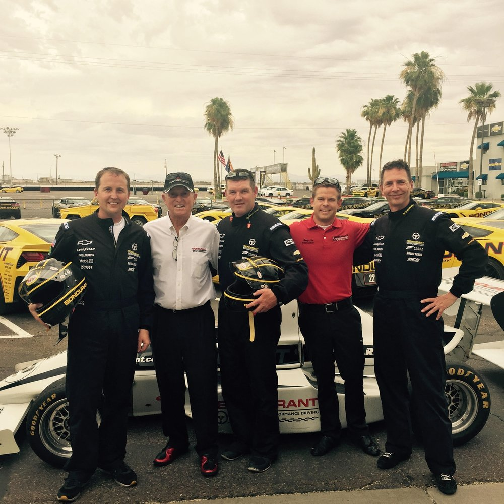 Bondurant Racing School - Instructor Since 2005