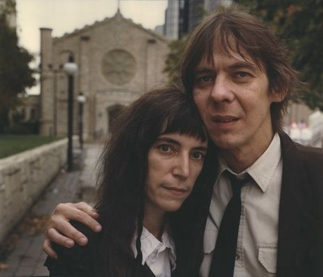 Patti and Fred