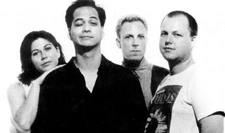 Kim, Joey, David, Black Francis