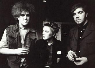 Guthrie, Fraser, & Heggie circa 1982
