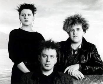 Fraser, Raymonde, & Guthrie circa '84-'85