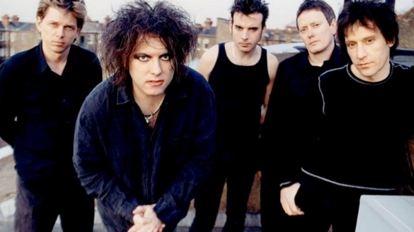 Jason Cooper, Robert Smith, Simon Gallup, Roger O'Donnell, Perry Bamonte