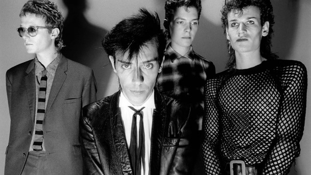 David J, Peter Murphy, David Haskins, Daniel Ash