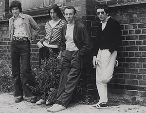 The Buzzcocks, early days