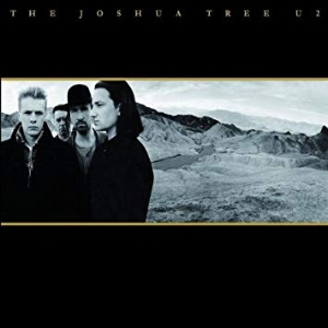 The cover was another Anton Corbijn shot, taken of the band at Zabriskie Point in the California Desert, and not Joshua Tree National Monument (changed to 'Park' in 1994), which is what I'd always assumed. Not even the picture of the Joshua Tree on the back of the album was taken in the park that bears its name.