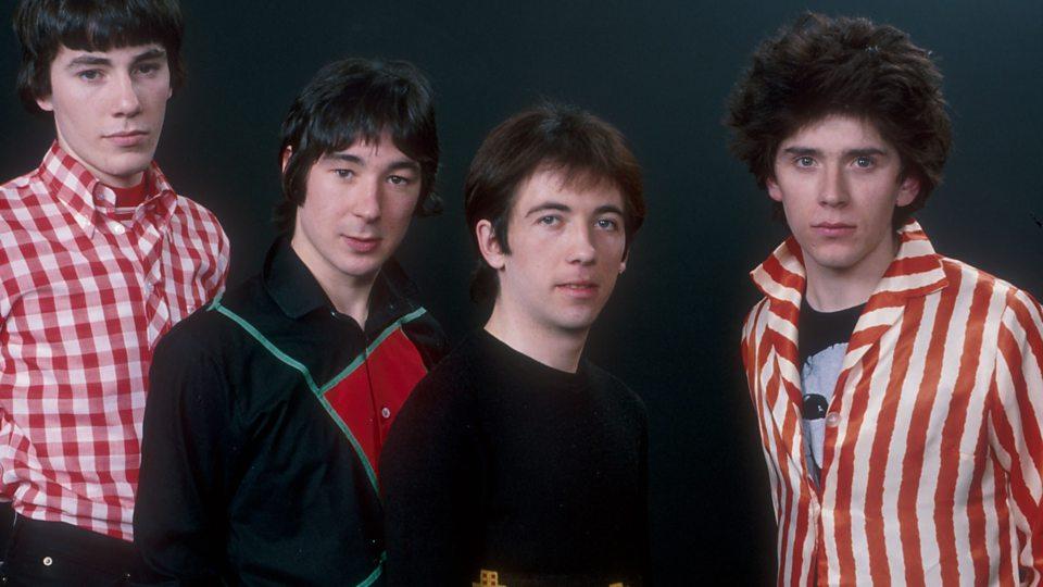 Steve Garvey; Steve Diggle; Pete Shelley; John Maher