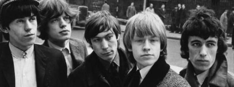 1969: Keith, Mick, Charlie, Brian, and Bill