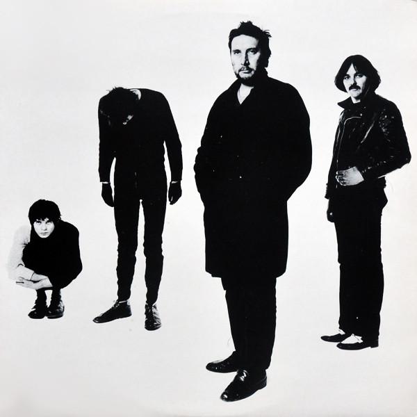 The  Black and White  album cover
