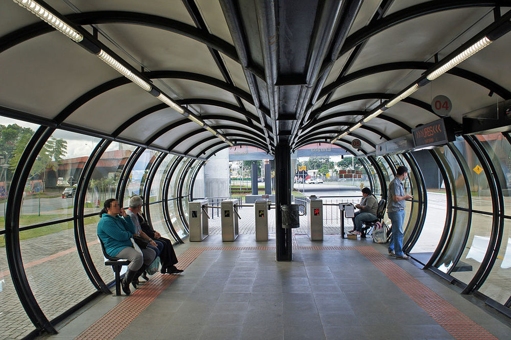 Example: Bus Rapid Transit Station