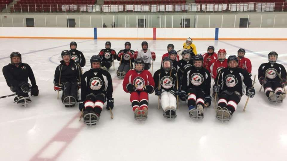 Another successful day on the ice with Brad Bowden & Bear Creek SS