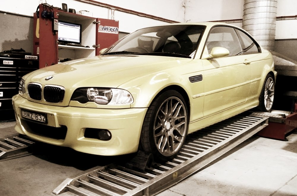 Image Of Bmw E46 M3 Chip Tuning Back to factory output Shiftech BMW