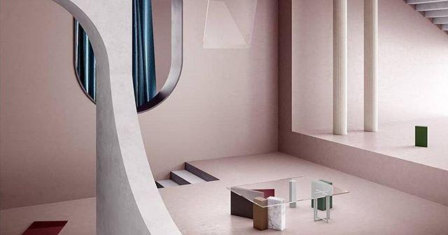 Beautiful work by @m.a.s.s.i.m.o.c.o.l.o.n.n.a with and for @atelieraveus 😍 . . . #minimal #modernist #interior #design #home #decor #homedecor #interiordesign #interiorinspo