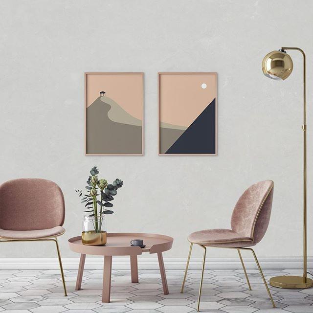 Two new ones! PLAINS 01 & 02. Available soon on my online shops. . . .  #smallbusinessowner #designer #independent #creative #artprints #wallart #minimal #abstract #desert #shapes #decor #homedecor #walldecor #illustration #girlboss #madeinberlin #bkkmakes #livingroomart #abstractart #artprint #artprintsforsale #pastels #minimalistprint #etsyseller #etsysellersofinstagram #livingroomdecor #livingroomdesign #artistsoninstagram #graphicdesigner #walldecor