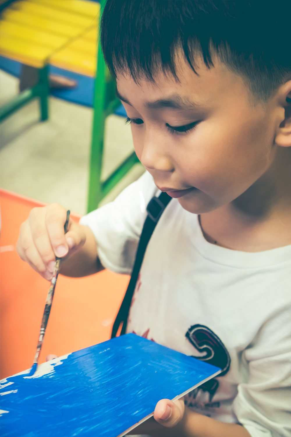 Using the world-renowned Montessori approach to learning, we engage all the senses of young people and provide opportunities for them to discover their own unique intelligence.  - Learn More