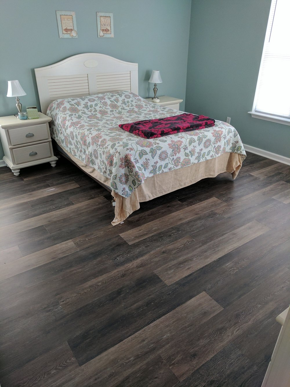 Thanks again Anthony. I'm very happy with the way the floors turned out. I'll definitely refer you to anyone who asks about flooring. God Bless -