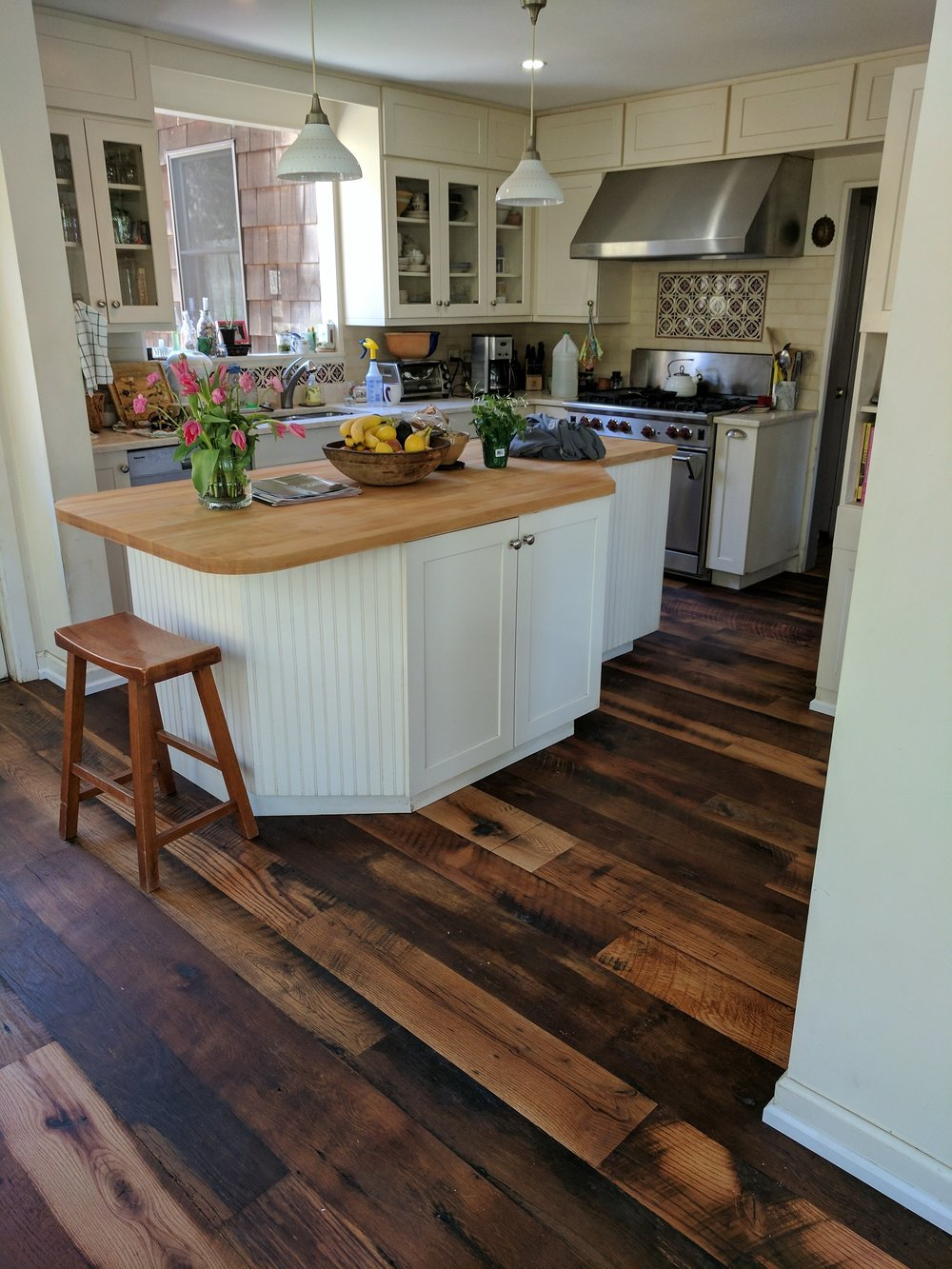 Anthony is very dedicated to doing a professional job. He made recommendations that will save me money in the long run. I would definitely recommend Anthony Palandro to anyone in need of flooring. -