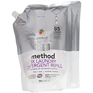 Method specializes in all kinds of soaps, detergents and cleaners.