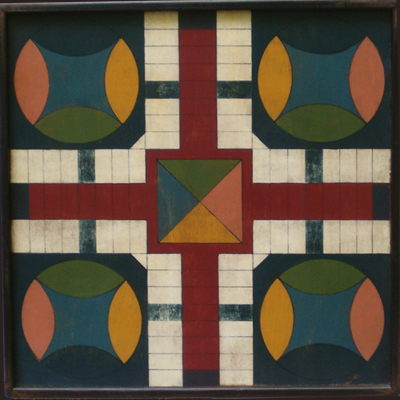 Mother May I Parcheesi