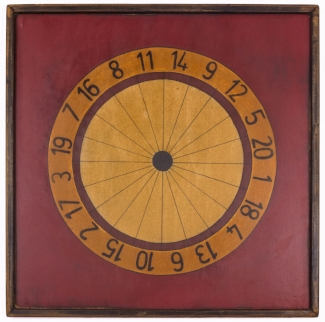Wheel of Fortune Dart Board
